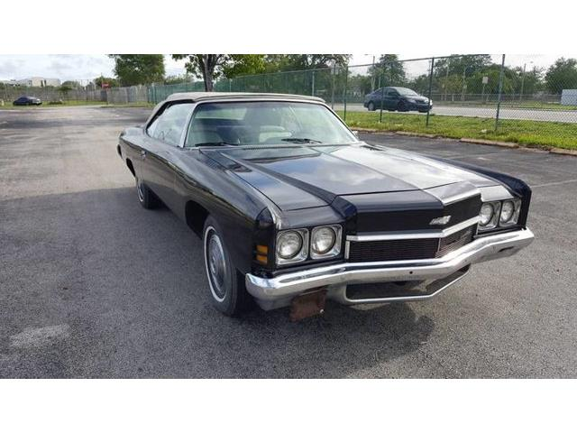 1972 Chevrolet Impala (CC-1255348) for sale in Long Island, New York