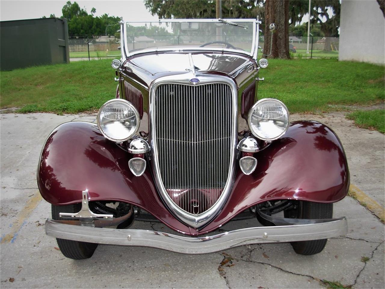1934 Ford Roadster (CC-1250537) for sale in Palmetto, Florida