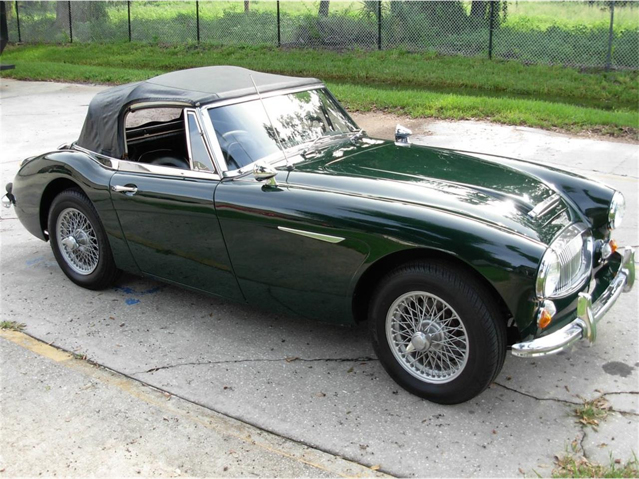1967 Austin-Healey 3000 (CC-1250541) for sale in Palmetto, Florida