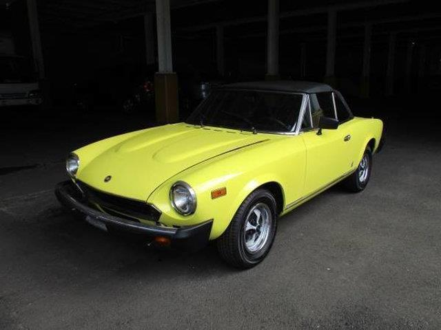 1979 Fiat 124 (CC-1255410) for sale in Long Island, New York