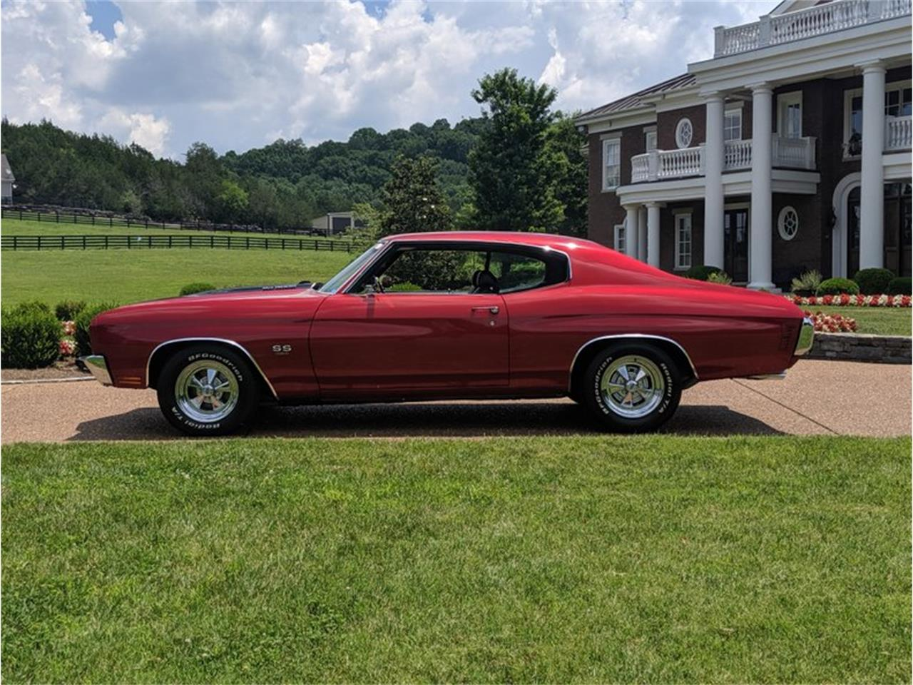 1970 Chevrolet Chevelle (CC-1250542) for sale in Greensboro, North Carolina