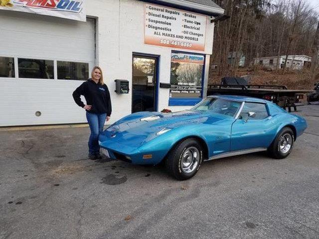 1974 Chevrolet Corvette (CC-1255429) for sale in Long Island, New York