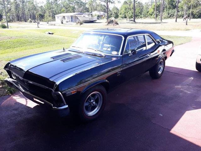 1969 Chevrolet Nova (CC-1255464) for sale in Long Island, New York