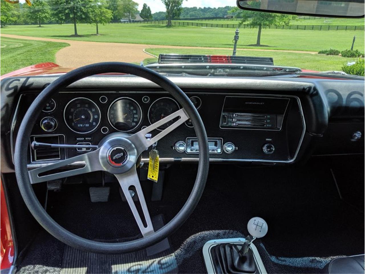 1970 Chevrolet Chevelle (CC-1250550) for sale in Greensboro, North Carolina