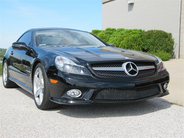 2011 Mercedes-Benz SL55 (CC-1255501) for sale in Omaha, Nebraska