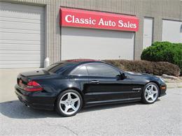 2011 Mercedes-Benz SL55 (CC-1255501) for sale in Omaha, Nebraska