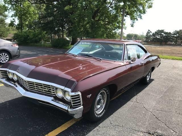 1967 Chevrolet Impala (CC-1255524) for sale in Long Island, New York