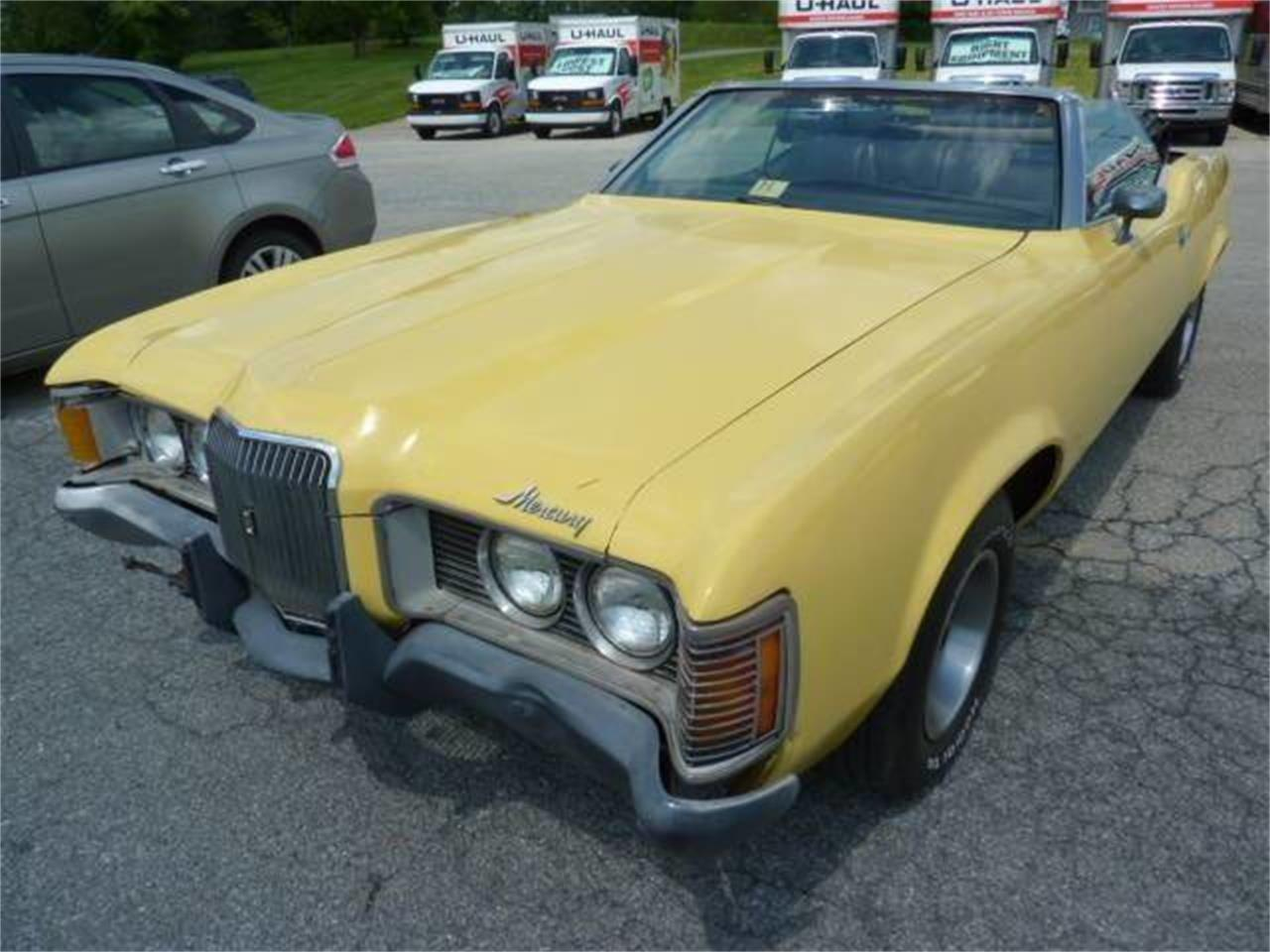 1972 Mercury Cougar (CC-1255526) for sale in Long Island, New York