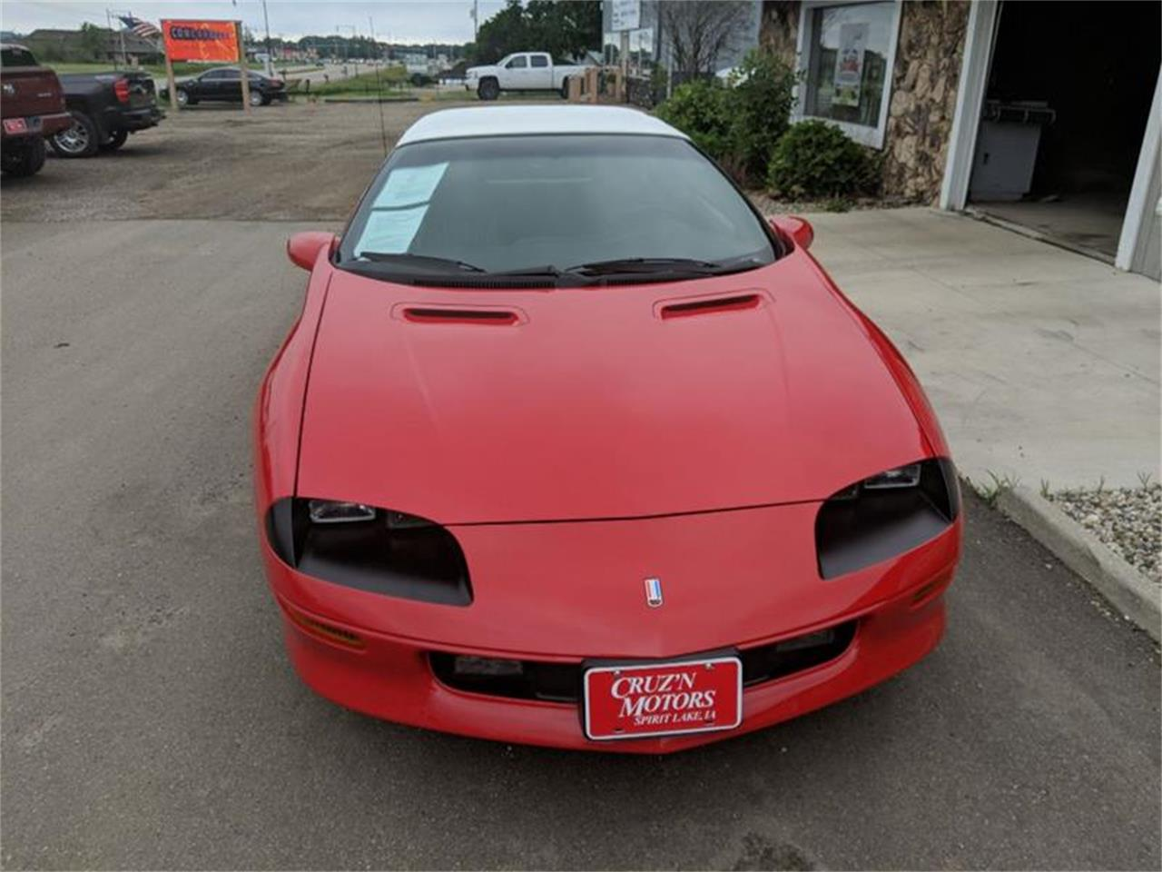 1997 Chevrolet Camaro (CC-1250554) for sale in Spirit Lake, Iowa