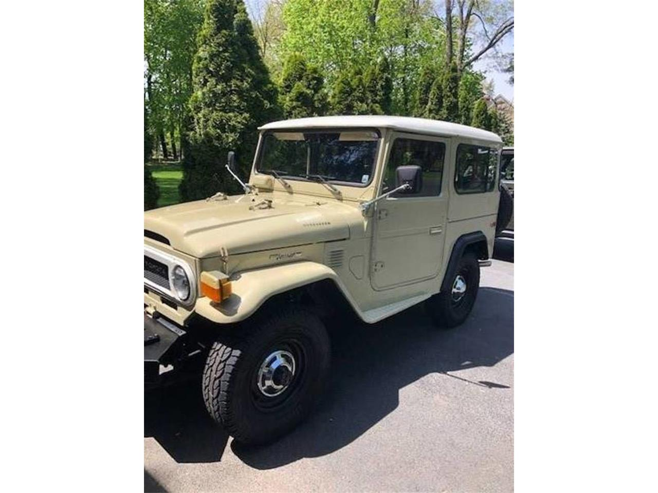 1978 Toyota Land Cruiser FJ (CC-1255551) for sale in Long Island, New York