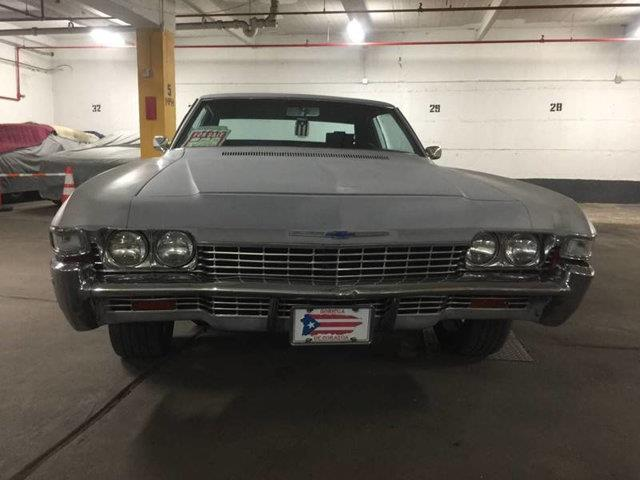 1968 Chevrolet Caprice (CC-1255556) for sale in Long Island, New York