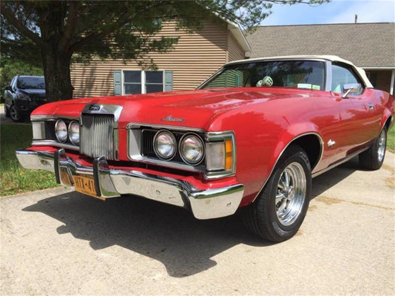 1973 Mercury Cougar (CC-1255577) for sale in Long Island, New York