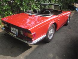 1971 Triumph TR6 (CC-1255580) for sale in Stratford, Connecticut