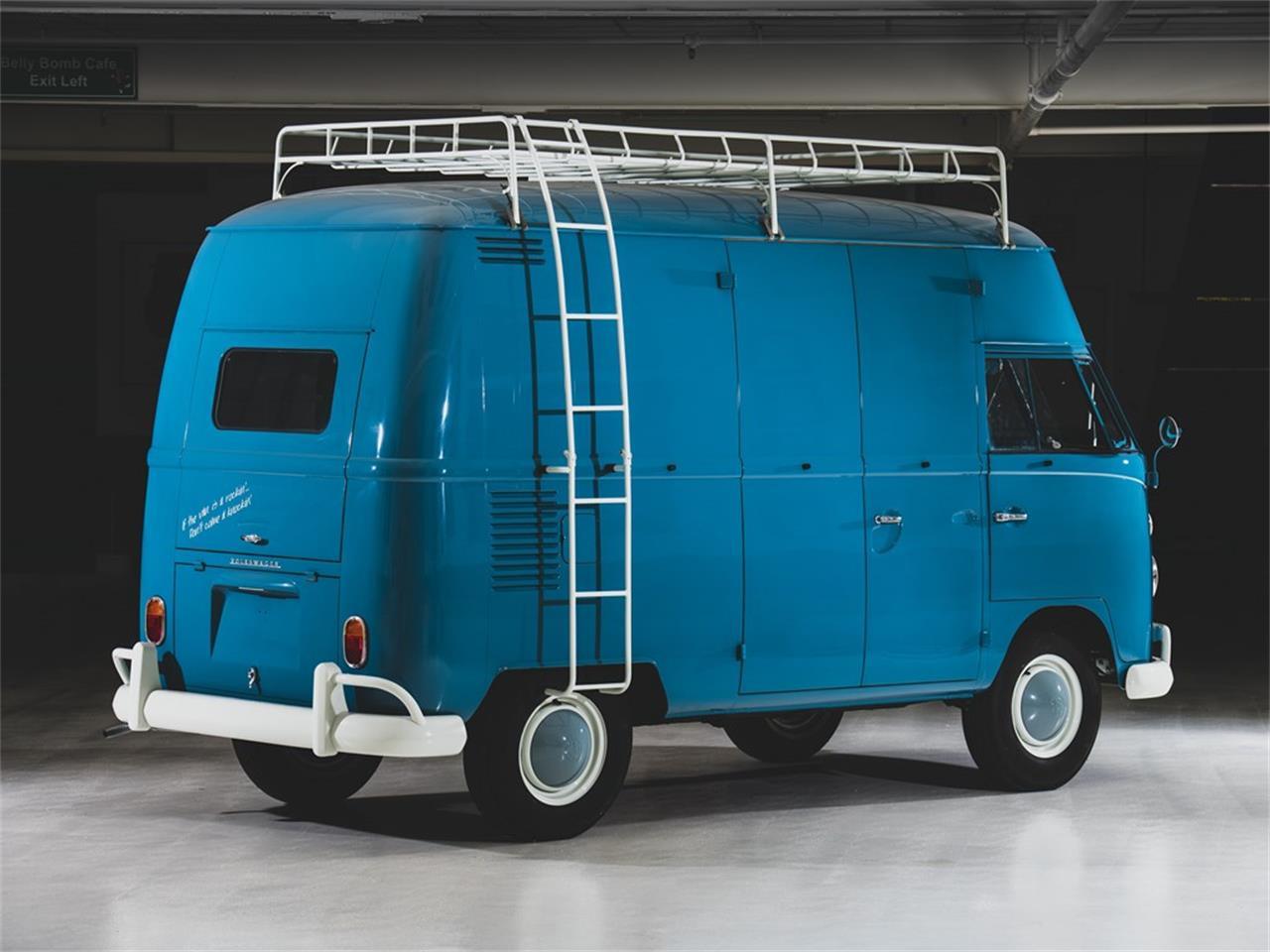 1967 Volkswagen Type 2 (CC-1255600) for sale in Dayton, Ohio