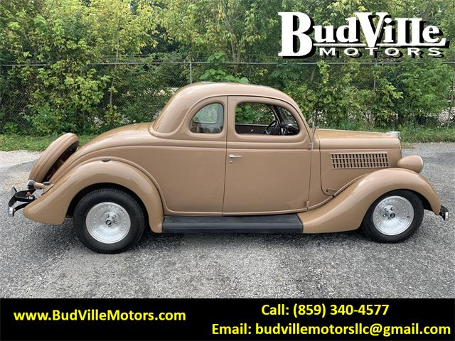 1935 Ford 5-Window Coupe