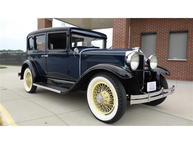 1928 Hupmobile Century A (CC-1255662) for sale in Davenport, Iowa