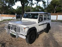 1989 Land Rover Defender (CC-1255663) for sale in Spicewood, Texas