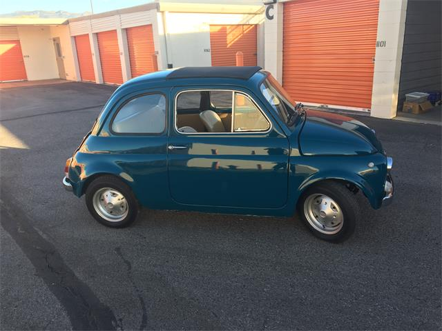 1967 Fiat 500 (CC-1255671) for sale in Wilson, Wyoming