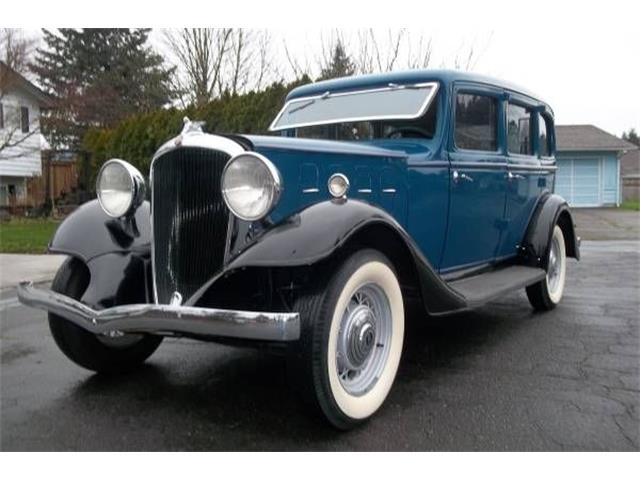1933 Essex Terraplane (CC-1255711) for sale in Cadillac, Michigan