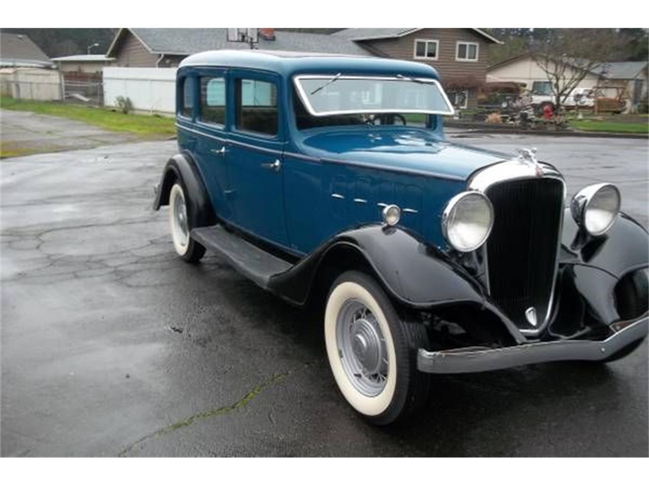 1933 Essex Terraplane (CC-1255711) for sale in Cadillac, Michigan