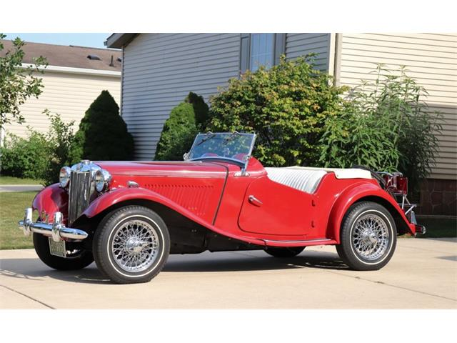 1952 MG TD (CC-1255714) for sale in Alsip, Illinois