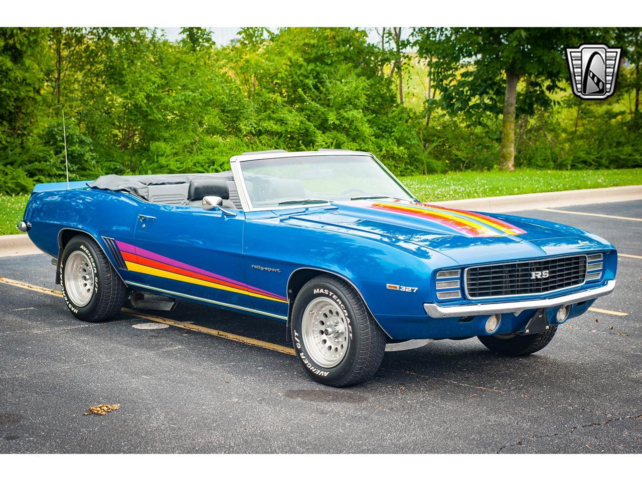 1969 Chevrolet Camaro (CC-1255754) for sale in O'Fallon, Illinois