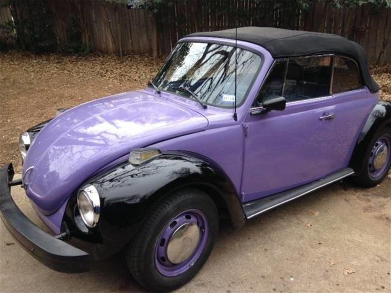 1974 Volkswagen Super Beetle (CC-1255770) for sale in Long Island, New York