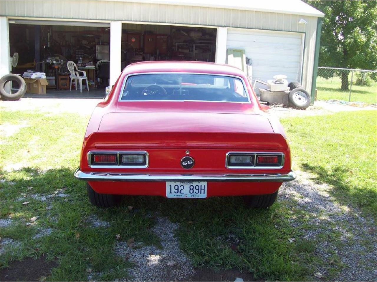 1968 Chevrolet Camaro (CC-1255772) for sale in West Pittston, Pennsylvania