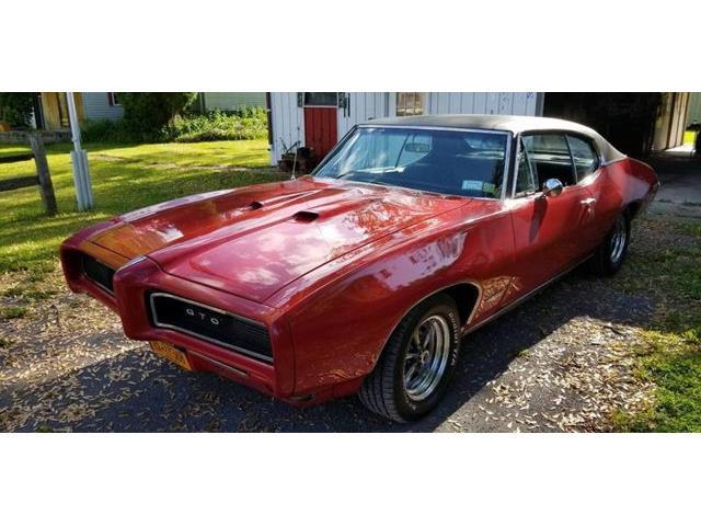 1968 Pontiac GTO (CC-1255777) for sale in Long Island, New York