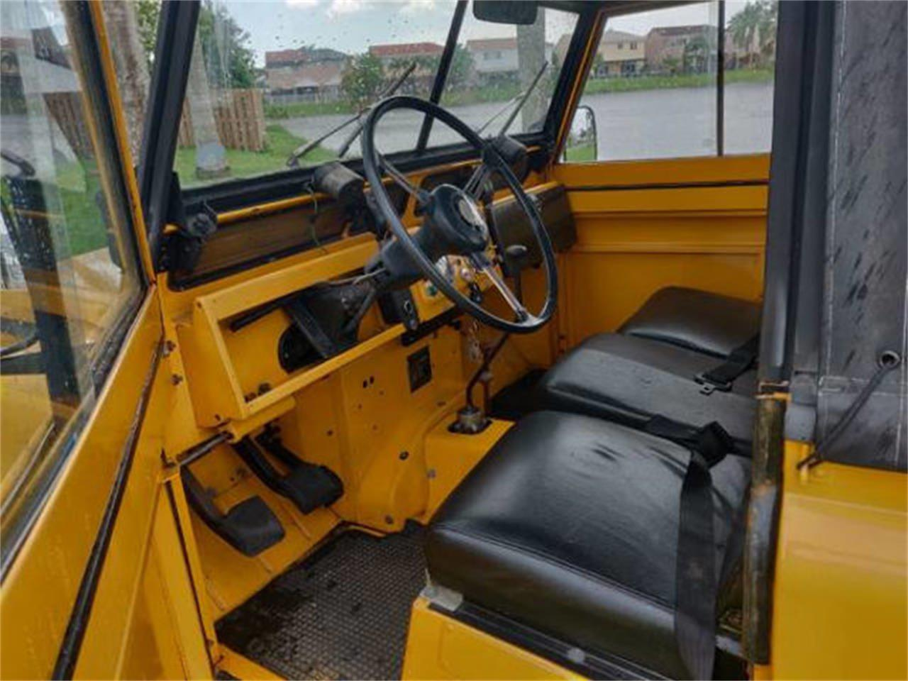 1969 Land Rover Defender (CC-1255785) for sale in Long Island, New York