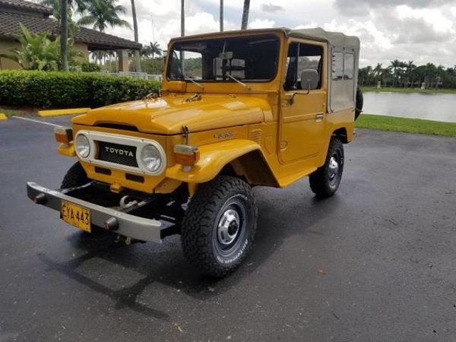 1978 Toyota Land Cruiser FJ (CC-1255786) for sale in Long Island, New York