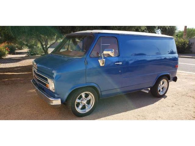 1979 Chevrolet Van