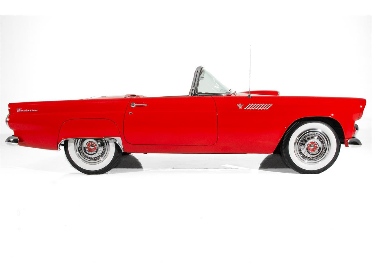 1955 Ford Thunderbird (CC-1255800) for sale in Des Moines, Iowa