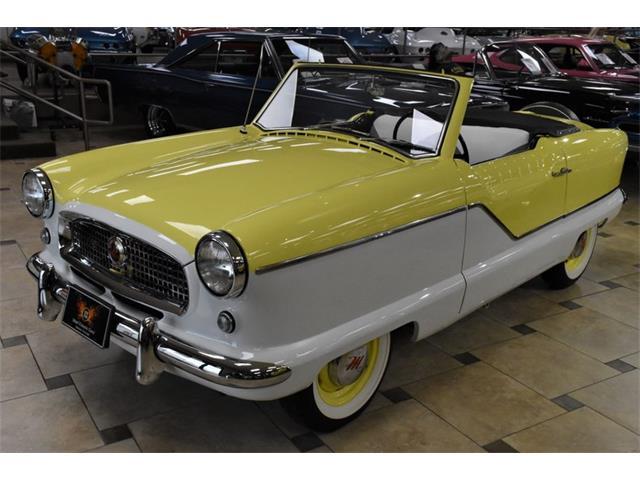 1958 Nash Metropolitan (CC-1255876) for sale in Venice, Florida