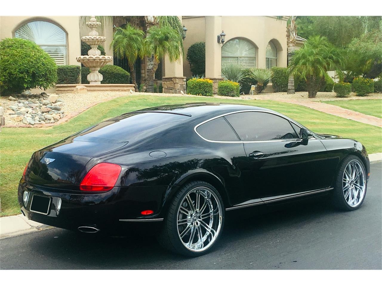 2005 Bentley Continental (CC-1255888) for sale in Las Vegas, Nevada
