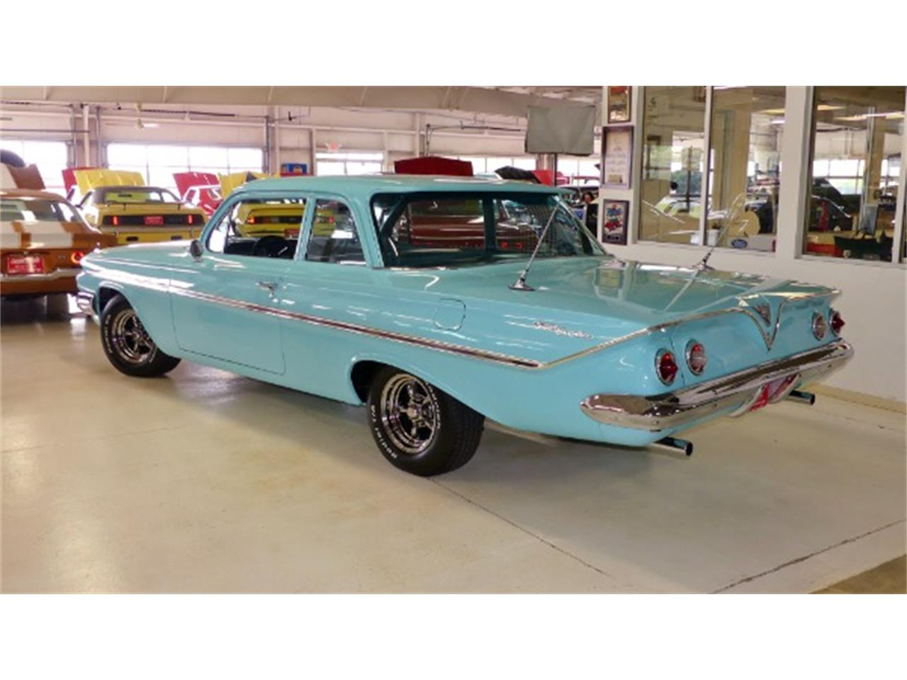 1961 Chevrolet Bel Air (CC-1255939) for sale in Columbus, Ohio