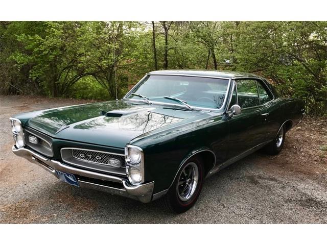 1967 Pontiac GTO (CC-1255946) for sale in Dayton, Ohio