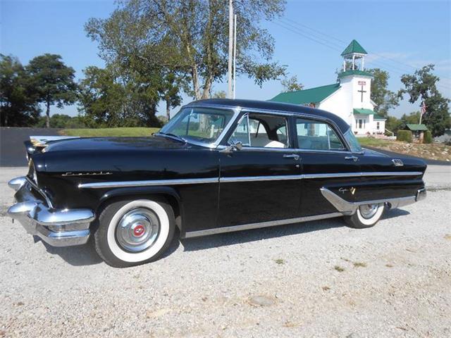 1955 Lincoln Capri (CC-1256070) for sale in West Line, Missouri