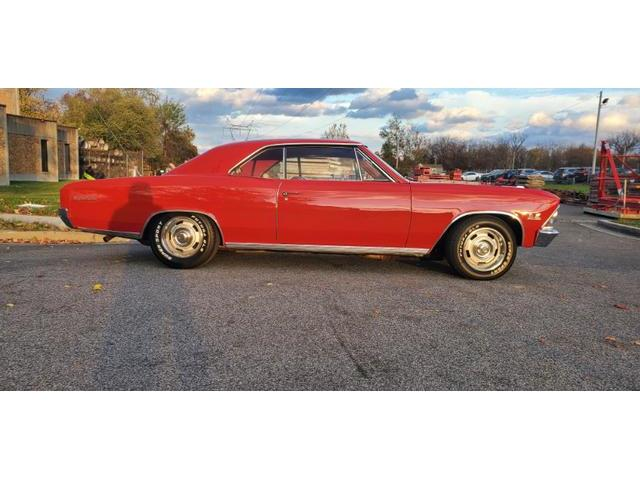 1966 Chevrolet Chevelle (CC-1256083) for sale in Linthicum, Maryland