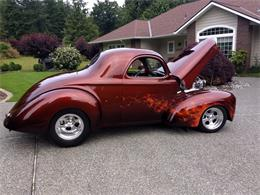 1941 Willys Coupe (CC-1256115) for sale in Anacortes , Washington