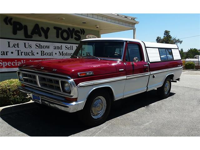 1971 Ford Ranger (CC-1250612) for sale in Redlands, California
