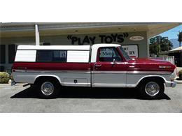 1971 Ford Ranger (CC-1250612) for sale in Redlands, California