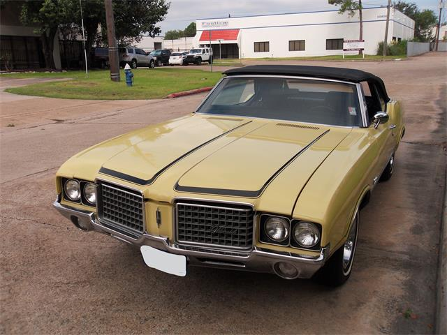 1972 Oldsmobile Cutlass Supreme (CC-1256120) for sale in Houston, Texas