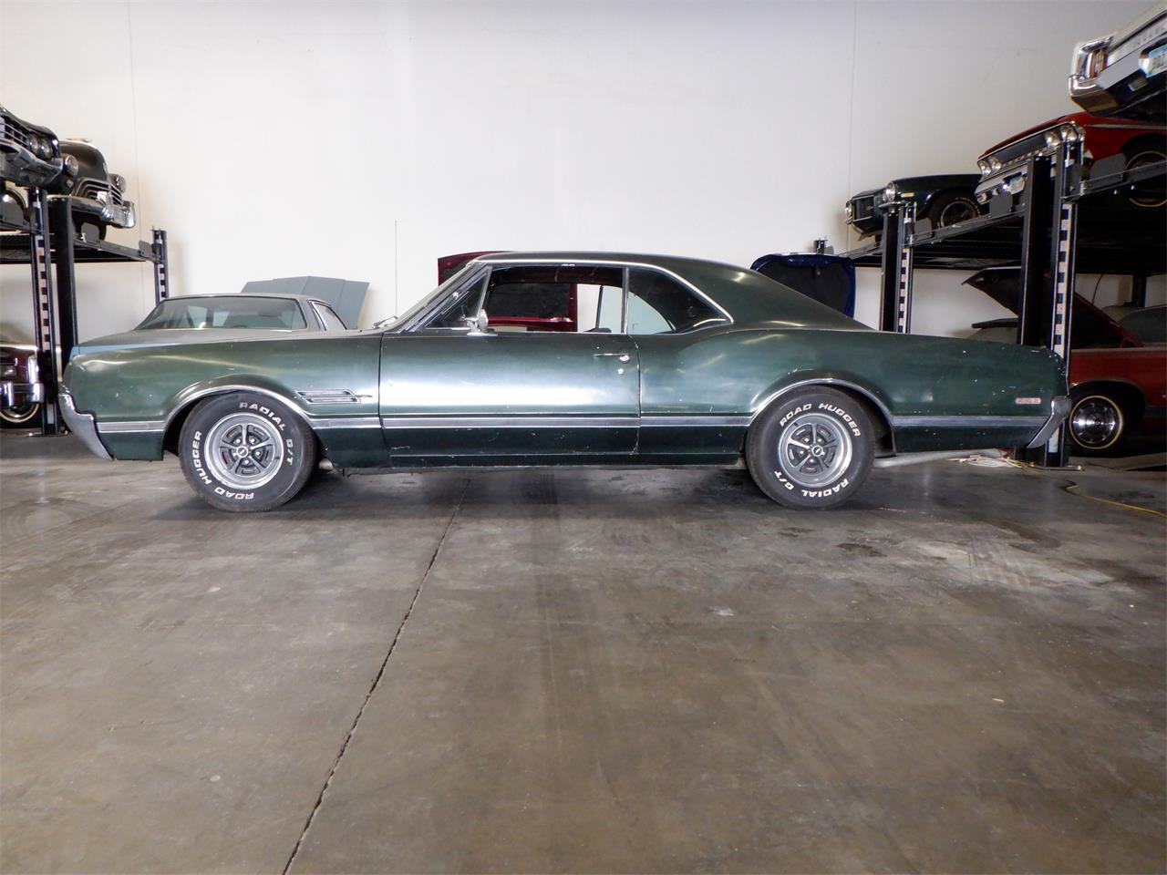 1966 Oldsmobile 442 (CC-1256121) for sale in Commerce, California
