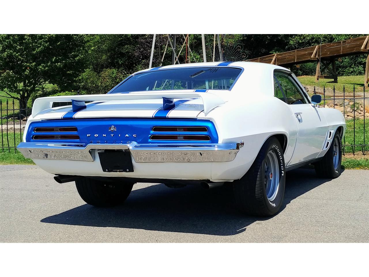1969 Pontiac Firebird Trans Am (CC-1256130) for sale in CUMMING, Georgia