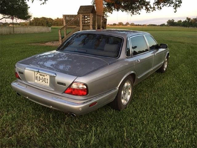 2002 Jaguar XJ8 (CC-1256141) for sale in Houston, Texas