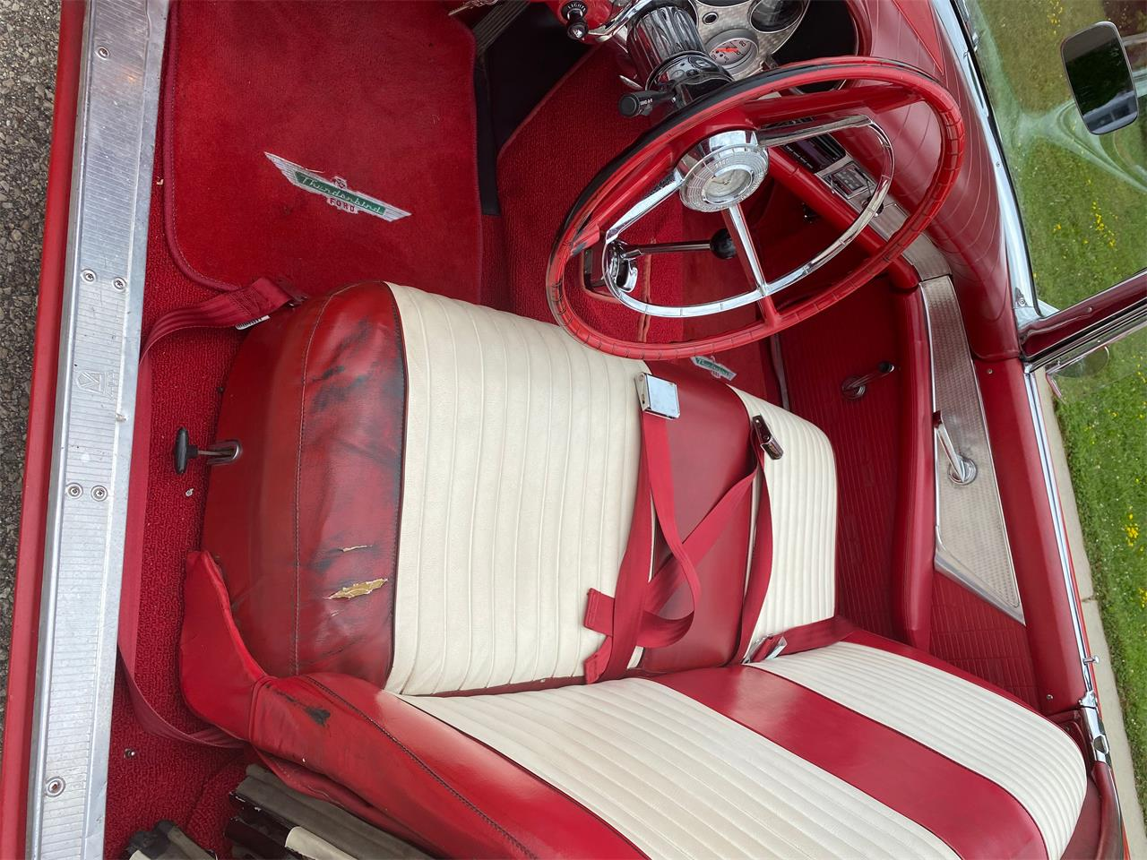 1957 Ford Thunderbird (CC-1256165) for sale in Waunakee, Wisconsin