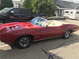 1969 Pontiac GTO (CC-1256167) for sale in Waunakee, Wisconsin