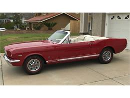 1966 Ford Mustang GT (CC-1256175) for sale in Oceanside, California