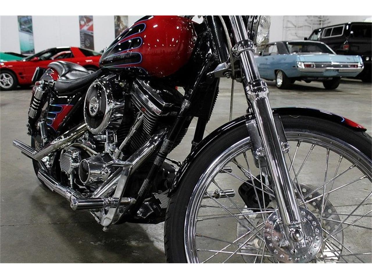 1990 Harley-Davidson Motorcycle (CC-1256191) for sale in Kentwood, Michigan